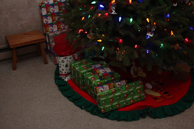 Julie's Christmas Tree.