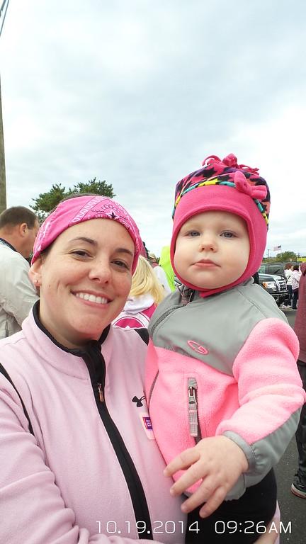 2014 Making Strides Against Breast Cancer