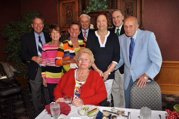 2014 Margaret Kuhn's 96th Birthday at The Voyageur Restaurant, St. Clair, MI