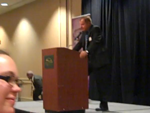 Marilyn Miceli HOF Induction Speech