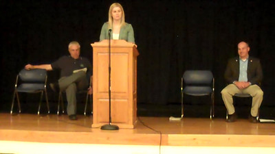 Part 3 of 19: State Representative candidates Respondents are (in order) Emily Jensen, Jeff Howe
