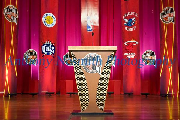 2014 NBA Hall of Fame Enshrinement