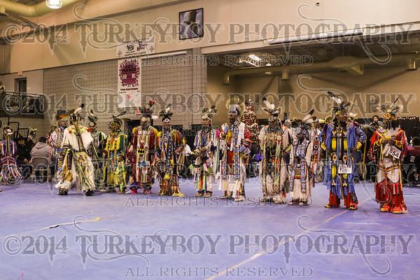 2014 Navajo Prep Pow Wow