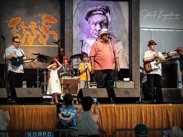 J Monques D Blues Band