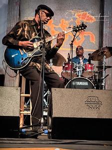 Joe Krown Trio featuring Walter Wolfman Washington & Russell Bastiste Jr