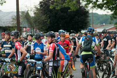 Almost 500 racers lined up for this years ORAMM.