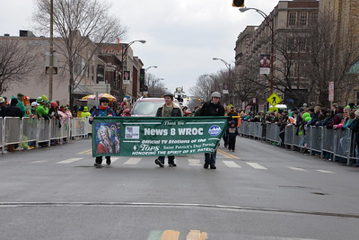 2014 Rochester St Patricks Day Parade