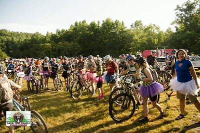 This year there were over 121 riders and 17 runners.  This is the 2nd year of having runners at the Challenge.
