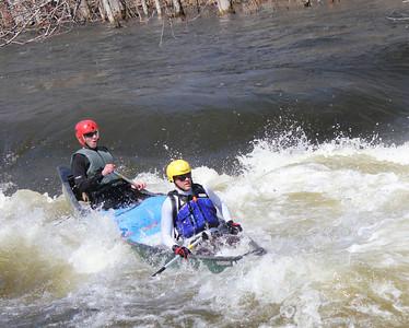 2014 Souadabscook Stream Canoe Race - Camera Two