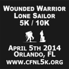 "2014.04.05 Wounded Warrior Lone Sailor Run/Walk/Roll 5K/10K : READY!!! Join us on Facebook and Twitter, look for ""eventmugshots"" and you will get notices of photos and coupons for events: http://www.facebook.com/EventMugShots Look up photos by bib number on our sister website: www.eventmugshots.net  WOUNDED WARRIOR LONE SAILOR RUN/WALK/ROLL 5K/10K held at Blue Jacket Park in Winter Park, FL on Saturday, April 5, 2014 - http://cfnl5k.org/ Results: http://cfnl5k.org/results-april-5-2014/  ****If you need help with searching or ordering please ""contact us"" or ask through message on our Facebook, thank you.*** NOTICE: Please make sure you or your subject is the focused subject, if you have a question please ""Contact Us"" before ordering. The proofs you see online are lower quality and resolution than the actual images from which enlargements are printed. The sample images have not been color corrected, however, final prints will be color corrected by hand appropriately. All images are printed professionally on the highest-quality photo paper. Downloads are not color corrected.  https://www.facebook.com/events/275328672636255/"