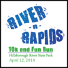 "2014.04.12 River n Rapids 10K : READY!!!Join us on Facebook and Twitter, look for ""eventmugshots"" and you will get notices of photos and coupons for events: http://www.facebook.com/EventMugShots Look up photos by bib number on our sister website: www.eventmugshots.net  River n Rapids 10K - Thonotosassa, FL on Saturday, April 12, 2014 Results: http://endeavorracing.com/2013_RESULTS_PAGE.php  ****If you need help with searching or ordering please ""contact us"" or ask through message on our Facebook, thank you.*** NOTICE: Please make sure you or your subject is the focused subject, if you have a question please ""Contact Us"" before ordering. The proofs you see online are lower quality and resolution than the actual images from which enlargements are printed. The sample images have not been color corrected, however, final prints will be color corrected by hand appropriately. All images are printed professionally on the highest-quality photo paper. Downloads are not color corrected."
