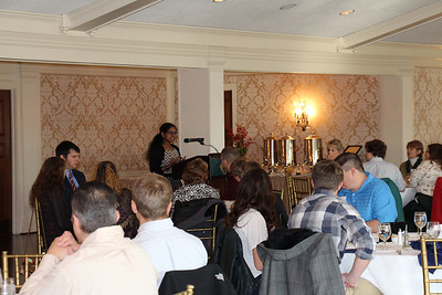 Scholarship Reception at Oakmont Country Club
