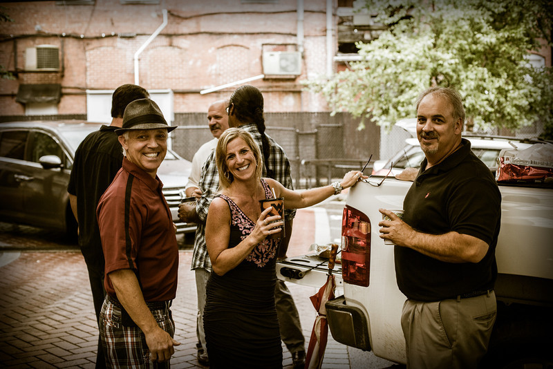 Street Scenes from the 2014 Summer Jazz Stroll