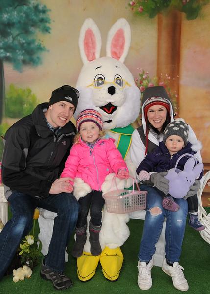 2014 Swedesboro-Woolwich Easter Bunny