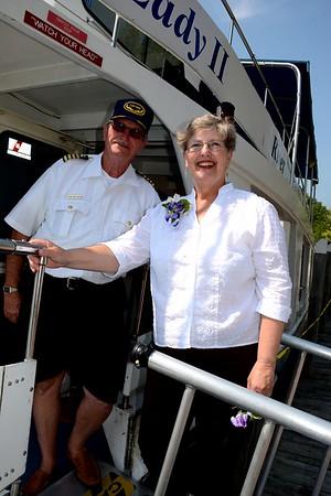 2014 Sweet Pea's Yarn & Gifts Boat Cruise, St. Clair, MI