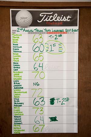 2014 TYL LAX Golf Tournament