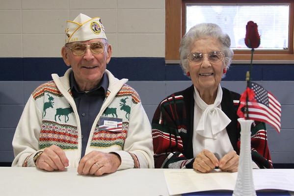 2014 Veterans Day Observance