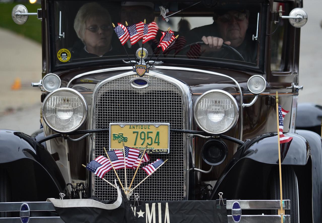 2014 Veterans  Day Parade, Milwaukee Wisconsin