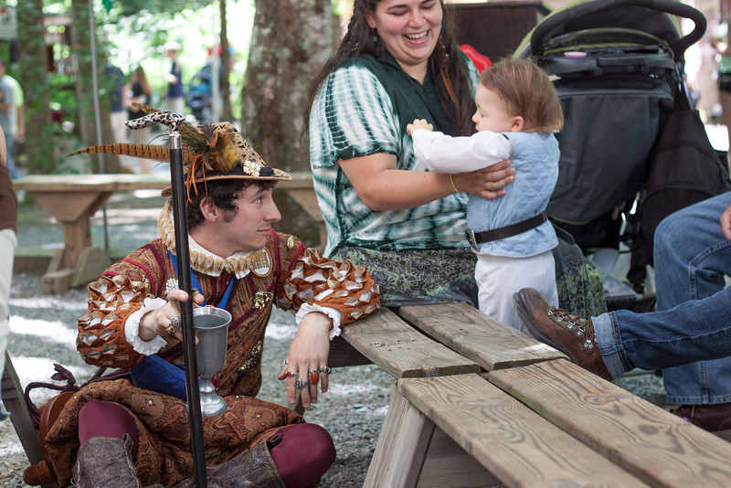 One of My Favorite Moments of the VA Renaissance Faire
