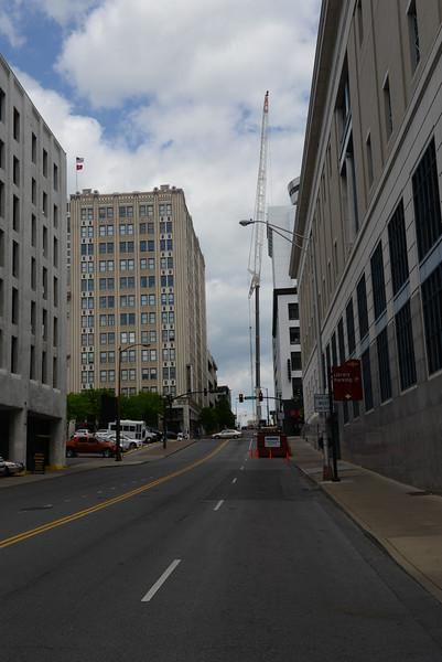 Downtown Nashville