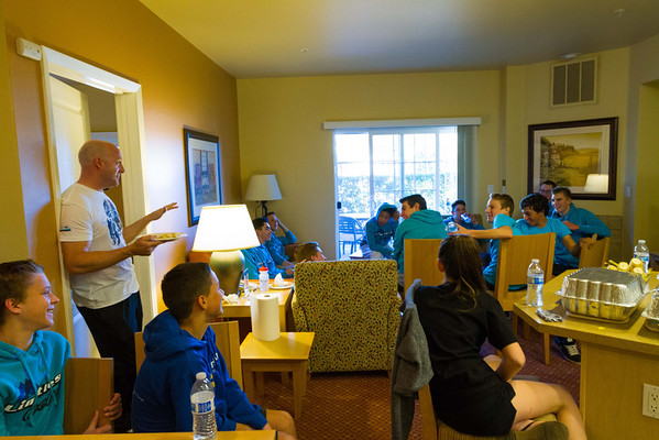 2014-01-17 Limitless Cycling Team Camp Solvang