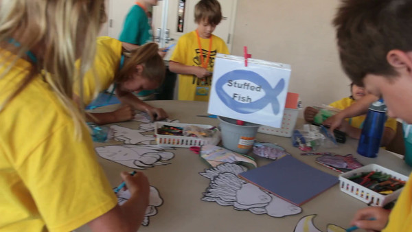 arts and crafts fish
