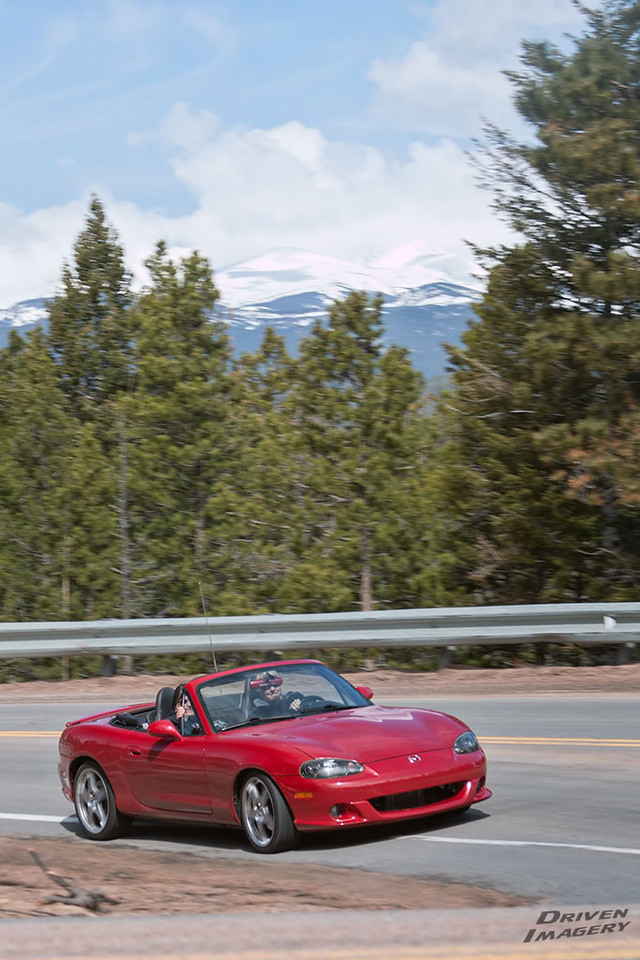 50 Miles of Golden Curves - May 17, 2014