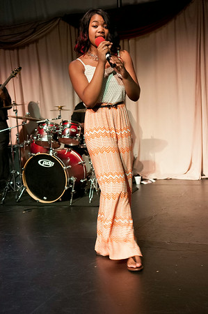 Arianna Ari Harrison Listening Concert 7-19-14