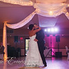Laura and Sean sharing their first dance. Harrison Room, DJ Jason Rullo