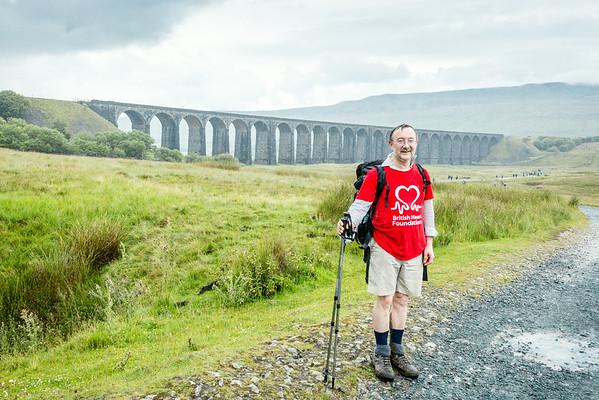 British Heart Foundation - The Yorkshire Three Peaks Challenge