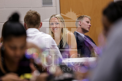 The University of North Carolina at Pembroke School of Business hists the 2014 Business Student and Faculty Scholarship and Award Banquet on Monday, April 14th, 2014. Business Awards_0012.JPG