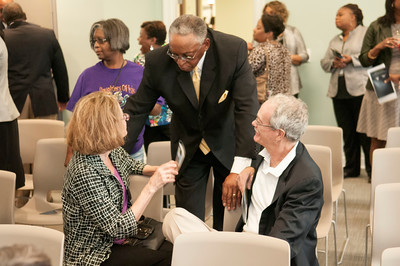 CHA Grand Opening of The Crawford Center 9-18-14