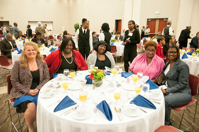 CHA Scholarship Fund Annual Founder's Breakfast @ Friendship Missionary Baptist 10-16-14