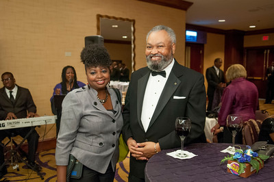 Charlotte Post Foundation Gala @ Hilton Center City 10-4-14