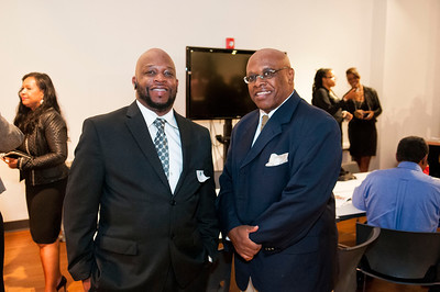 Charlotte Mecklenburg Black Chamber of Commerce Grand Opening @ Packard Place 11-11-14