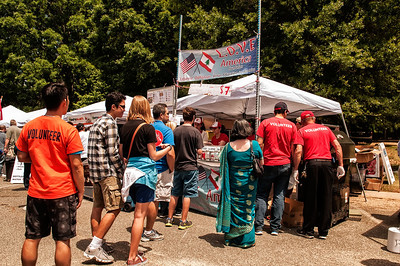 Charlotte Asian Festival & Dragon Boat Race @ Ramsey Creek Park 5-17-14