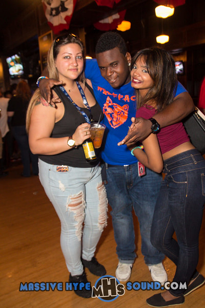 Citi Field-Last day-After work party @McFadden's (9.28.14)