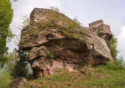 Wegelnburg