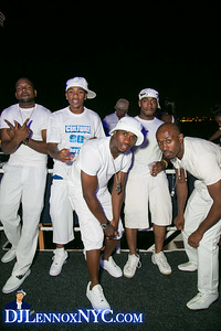 DJ LENNOXNYC-First Annual All-Classy-All-White Boat Ride (7.5.14)