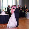 Sarah and Mark sharing their First Dance as husband and Wife