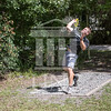 The University of North Carolina at Pembroke hosts the launch of the Disc Golf Course on Thursday, August 21st, 2014.<br /> Disc_Golf_Launch_0016.JPG