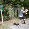 The University of North Carolina at Pembroke hosts the launch of the Disc Golf Course on Thursday, August 21st, 2014.<br /> Disc_Golf_Launch_0013.JPG