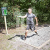 The University of North Carolina at Pembroke hosts the launch of the Disc Golf Course on Thursday, August 21st, 2014.<br /> Disc_Golf_Launch_0004.JPG