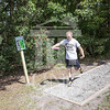 The University of North Carolina at Pembroke hosts the launch of the Disc Golf Course on Thursday, August 21st, 2014.<br /> Disc_Golf_Launch_0012.JPG
