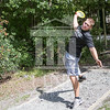 The University of North Carolina at Pembroke hosts the launch of the Disc Golf Course on Thursday, August 21st, 2014.<br /> Disc_Golf_Launch_0010.JPG
