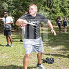 The University of North Carolina at Pembroke hosts the launch of the Disc Golf Course on Thursday, August 21st, 2014.<br /> Disc_Golf_Launch_0020.JPG