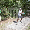 The University of North Carolina at Pembroke hosts the launch of the Disc Golf Course on Thursday, August 21st, 2014.<br /> Disc_Golf_Launch_0006.JPG