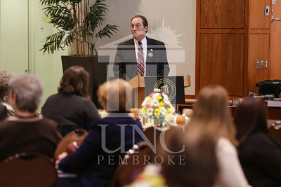 UNC Pembroke celebrates with the 2014 Annual Service Award Luncheon on Tuesday, March 11th, 2014. service_awards_2014_0011.jpg
