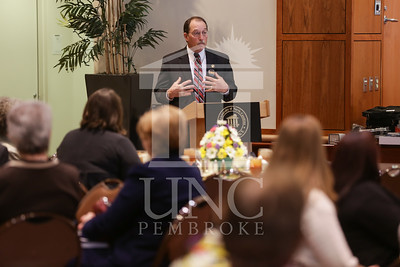 UNC Pembroke celebrates with the 2014 Annual Service Award Luncheon on Tuesday, March 11th, 2014. service_awards_2014_0012.jpg