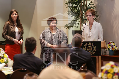 UNC Pembroke celebrates with the 2014 Annual Service Award Luncheon on Tuesday, March 11th, 2014. service_awards_2014_0019.jpg